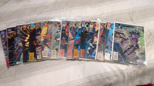 21 Catwoman Comics ~ Misc. 1990's ~ $121 Value