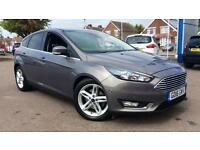 2016 Ford Focus 2.0 TDCi Titanium Powershift Automatic Diesel Hatchback