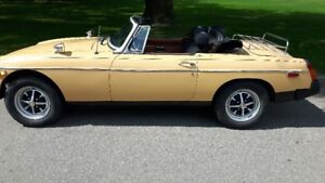 1977 MGB  (ready to drive)