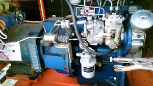 12 kw portable diesel generator