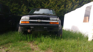 1998 Chevrolet S-10 5speed 4.3