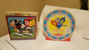 Melissa & Doug Wooden Toys - New in Packages