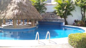 Furnished  and Nice  condo with swiming Pool Puerto Vallarta.