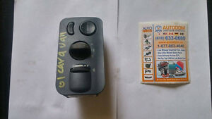 Used Head Light Mirror Dimmer Switch For Caravan 2001 - 2007