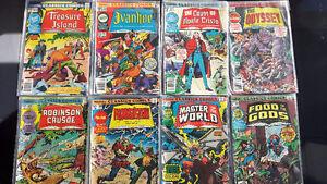 15 Vintage Marvel Classic Comics