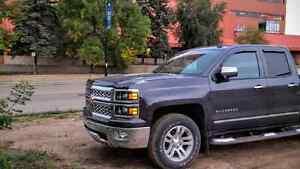 2014 ltz Chevrolet silverado