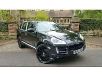 2007 FACE LIFT PORSCHE CAYENNE 3.6 V6 TIPTRONIC FULL PORSCHE DEALER HISTORY