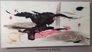Painting / Peinture ''Manifest''