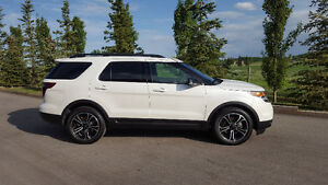 2015 Ford Explorer SPORT AWD EcoBoost SALE $34.999 GST IN