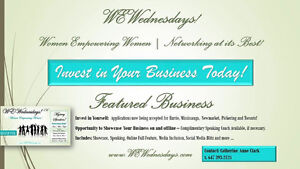 WEWednesdays! Women Empowering Women | Networking at its Best!