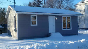 2 bedroom completely redone house for rent. $900