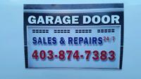 GARAGE DOORS 24/7 (403)874-7383