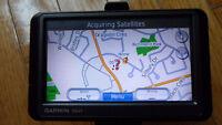 Garmin Nuvi 255W Portable GPS.