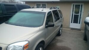 Make me an offer Reduced 2007 Chevrolet Uplander Minivan, Van