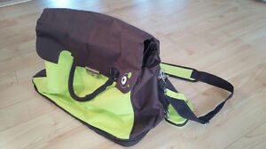 Sac a couche, matelas a langer / Diaper bag & Changing Pad