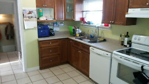 Now 2 rooms available in clean, quiet grad house, 5min from UWO!