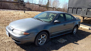 TWO 2003 oldsmobile alero v6
