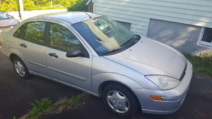 2001 Ford Focus $600 Low Mileage