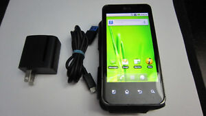 LG G2x Android cellphone With Rogers and ChatR