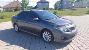 Toyota Corolla S très propre !!