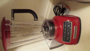 Kitchen aide 5 speed blender