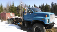 FOR SALE :1991 5 Ton GMC / NEW  LOWER  PRICE.....