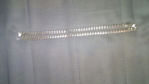 92.5 stirling silver  mens chain