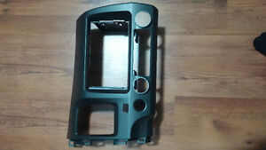 2006 - 2011 honda civic Double Din Fascia Plate