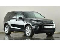 2017 Land Rover Discovery 2.0 TD4 Pure 5dr [5 seat] FourByFour diesel Manual
