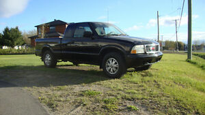 2002 GMC Sonoma impecable 70000km !!