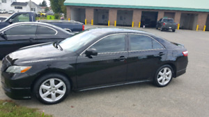 REDUCED 2008 Toyota Camry SE