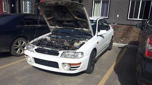 1996 Subaru WRX GC8 Sedan