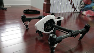 Dji inspire 1 v2 $1250 with 2 controllers!!