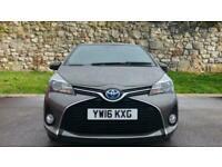 2016 Toyota Yaris 1.5 Hybrid Icon TSS CVT Automatic Petrol Hatchback