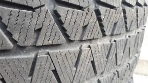 R17 235-65 WINTER TIRES