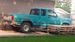 1992 Ford Ranger Pickup Truck - For Parts or fixing