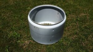Dryer Drum For Firepit