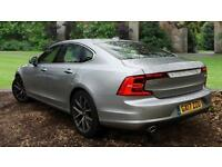 2017 Volvo S90 D4 Momentum Auto w. Winter Pac Automatic Diesel Saloon