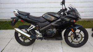 Honda CRB-125 2008  ORB