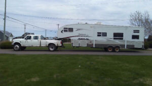 Need your camper transported ?