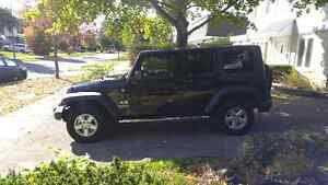 2007 Jeep Wrangler Unlimited - X SUV, Crossover