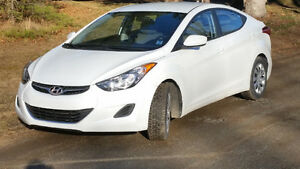 REDUCED DAILY! - 2012 Hyundai Elantra GLS