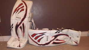 Senior goalie gear!!