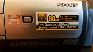 SONY HANDYCAM HD VIDEO CAM CAMERA $200