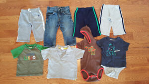 Baby Boy Clothes - 12-18 Months