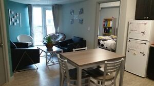 A modern 2-person apartment available from May 1, 2017 to Septem