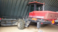 25 ft 1996 Westward 9200 SP Swather