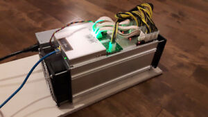 Mine Bitcoin with this Antminer S9