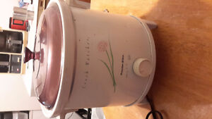 Proctor six crock pot
