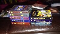 Simpsons 1-8 DVD box sets,assorted DVDs